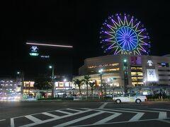 羽田空港から飛行機に乗り鹿児島空港へ降り立ちます。空港からはバスで鹿児島中央駅に向かいました。