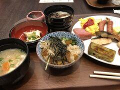 7時~朝食バイキング 朝から和食党~~ 奈良ならではの(駄洒落か)食材も沢山美味しかった