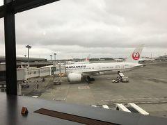 JALファーストクラスラウンジ(成田空港サテライト)