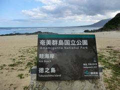 15:21 島の東部「畦プリンスビーチ」。 昭和47年に上皇陛下が皇太子時代に美智子上皇后と散策されたことから名付けられたビーチなんだそうです。  ※畦プリンスビーチ.15:19-15:29