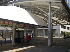 ■八潮駅■ 10:50