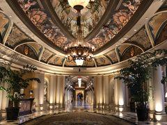 ベネチアンホテルに宿泊