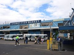 ピアモントベイでフェリーを降り、シドニー魚市場へ。 もちろん日本同様新鮮な魚が売っているのですが、それだけではなく…