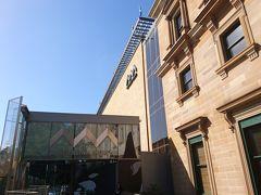 街中を散歩しながら街の中心へ。 まずはオーストラリア博物館で歴史を勉強。