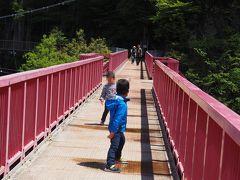 宇奈月駅周辺を散策
