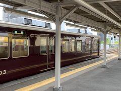 蛍池からは阪急に乗り換えて、大阪市内へと向かいます。