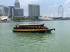 シンガポール川とマリーナベイを巡るリバークルーズがあります。