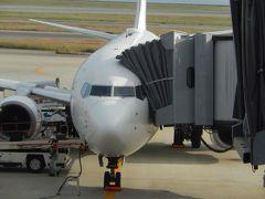 JAL225で関空から帰京