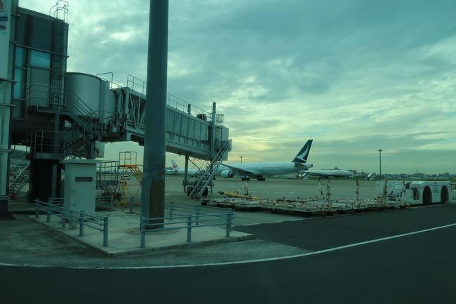 無事、日本に入国して、国際線ターミナルからANAの連絡バスに乗り込み、空港内を通って国内線ターミナルへ移動
