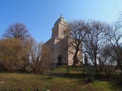 スオメンリンナ島上陸。 スオメンリンナの要塞として世界遺産に登録されていますが、要塞にも当然生活や信仰の場はあるわけで。 立派な教会もありました。
