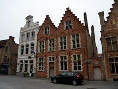 宿泊したB&B。1699年の建物です。