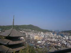 千光寺から見た尾道の街並み