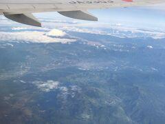 富士山が見えた なんだかんだでやっぱり富士山だよ