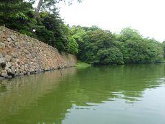 ぐるっと松江 堀川めぐり 遊覧船に乗って松山城周辺を一周します!