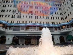 最高級のホテル、ペニンシュラ 1泊ウン万円の世界…… 今は亡き祖父が昔ここに泊まったらしいが果たして本当なのだろうか…