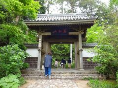 NHK「おんな城主 直虎」で有名になった龍潭寺。  当時、観光客がわんさと押し寄せたそうだが、その影響は今も続いているみたい。  最近の大河ドラマは視聴者に媚び、話がおおげさで嘘っぽく、おまけにふざけ過ぎて史実をねじ曲げ、好きになれない。  本当はこの寺にも来たくはなかったのだ。