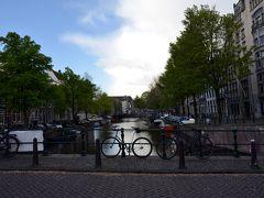 アムステルダムのシンゲル運河の内側にある17世紀の環状運河地域