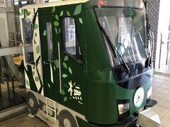 青森駅からJR奥羽本線に乗って40分、弘前にやってきました~ 一番驚いたのはICカード使えないってこと。 改札内、秋田から青森をつなぐ列車、リゾートしらかみの橅に乗ったような写真が撮れます。いつか乗ってみたいなぁ~