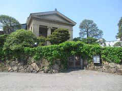 大原美術館も月曜日で休館。