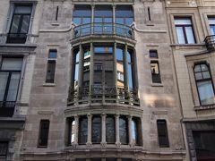 <タッセル邸> オルタ作 アールヌーボ様式による初めての建築作品として名高いです