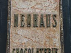 こちらも高級チョコレートのお店