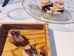 ランチは予約しておいたエルミタージュ・ドゥ・タムラへ 中軽井沢の別荘地に佇む一軒家フレンチレストランです