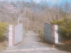 お腹いっぱいになったので散策をしに、発地にある軽井沢町植物園に来ました。 入場料大人1人100円という良心的な価格です