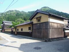 口銀谷地区 生野まちづくり工房井筒屋(旧吉川邸)  吉川家は、江戸時代には代々山師で、井筒屋を名乗って郷宿を営んでいました。