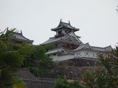 こちらから見た福知山城がベストかな