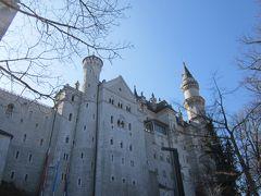 再び、ノイシュバンシュタイン城に戻ります。