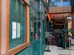 行きたかったカフェの一つ、The Groundsでお茶。 Alexandriaのインスタ映えで有名なカフェのタウンホール店です。