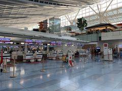 羽田空港 国際線旅客ターミナル
