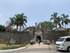 サンペドロ要塞に来ました。