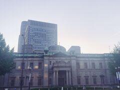 図書館の近くにある日本銀行大阪支店 これも平日予約制で見学ツアーが開催されています。
