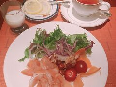 2019年5月5日(日) 朝食付きプランで予約したので、朝食会場である1階スプレンディードへ 朝食時間:6:30 a.m. ~ 11:30 a.m.