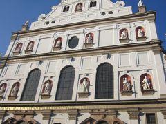 聖ミヒャエル教会、ハザードが素晴らしい。