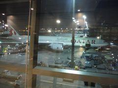翌朝4時にドーハ空港に着きました。