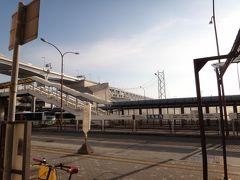 5月29日 今日は舞子駅からスタートです。写真が無かったので以前の写真を流用しました。写真は夕方ですが、実際にはお昼過ぎです。