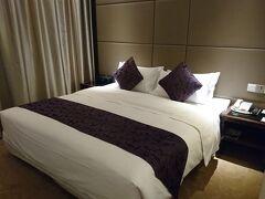今回泊まったホテルはドーセット武漢