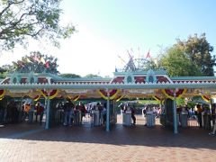 まずは世界で最初のディズニーランド・パークにインします!