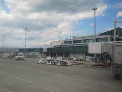順調なフライトで釧路空港に到着しました。