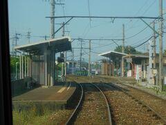 2019.05.04 楠橋ゆき普通列車車内 沿線の中心の中間市を貫く。