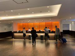 羽田空港第一ターミナル JAL国内線ダイヤモンド プレミア ラウンジ