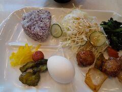 岡山で朝食。 さて大阪に向かうぞ!