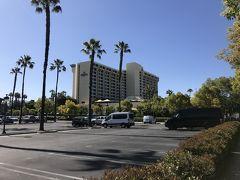 さて、ダウンタウンディズニーを抜け、一路目指すはパラダイス・ピアホテル!