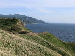 神仙沼から積丹半島 神威岬へ。