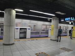 九段下駅 東京METRO と 都営線乗り換え 改札ありません。