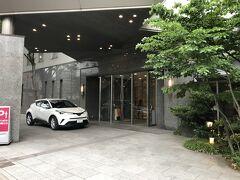 2日目(6月1日)の朝 翌日飲みすぎたので、朝は大浴場でゆったり、、、 9時過ぎに名古屋から来た友人と待ち合わせし、金沢マンテンホテルを出発!