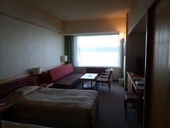 16:40 屈斜路プリンスホテル到着 8階建ての7階に3連泊