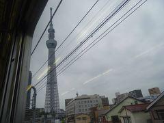 その後は浅草駅へと戻り、
